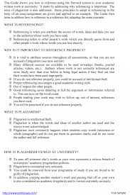 015 Harvard Referencing Essay Reference Format Websites R Writing