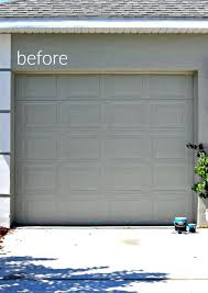 paint aluminum garage door aluminum garage door paint how