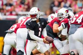 One Page Nfl Depth Chart 7 Takeaways From The First Official Arizona Cardinals Depth