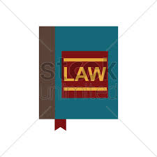 law book vector graphic