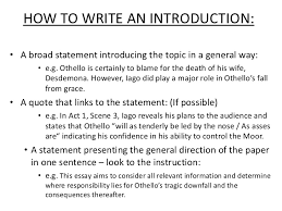 introductions for essays elasliteraryfocus home org gallery for essay introductions view larger how to write