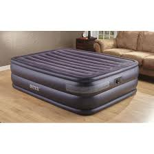 Table Captivating Intex Queen Air Bed Mattress With Built In