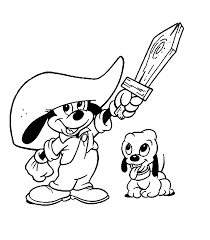 Small Picture Baby Goofy Coloring Pages Coloring Coloring Pages