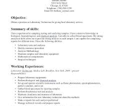 40laboratory Skills Resume Profesional Resume Unique Skills To Have On Resume