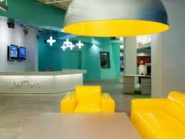 cool office colors office amp workspace charming style front office room green and yellow color accent accent office interiors