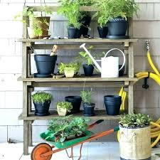 garden shelves. Garden Shelves For Plants Full Image Lovely Stands Wood Plant .