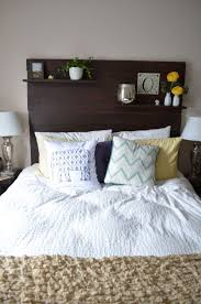 100 Inexpensive and Insanely Smart DIY Headboard Ideas for Your Bedroom  Design homesthetics (32)