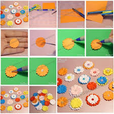 Make Easy Paper Flower How To Make Easy Paper Flowers Step By Step Diy Tutorial