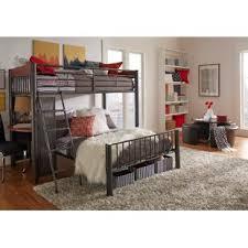 Cool bunk beds with desk Double Deck Lesa Lshaped Bunk Bed With Desk Wayfair Bunk Beds Loft Beds With Desks Wayfair