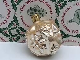 Details Zu Inge Glas Christbaumschmuck Ornament 7 Cm Top Zustand