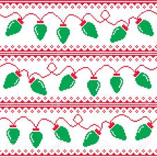 Christmas Pattern Sweater Custom Decorating Ideas