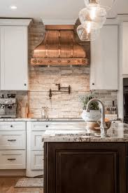 stone for kitchen backsplash smooth stainless steel gas stove exquisite black chandelier smooth gray marble countertop