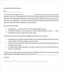 Sample Business Solicitation Letter Sample Professional Letter Formats
