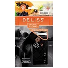 «Deliss <b>Ароматизатор для автомобиля</b>, AUTOP006.03/01, <b>Joy</b> ...