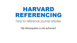 Harvard Referencing Journal Articles On Vimeo