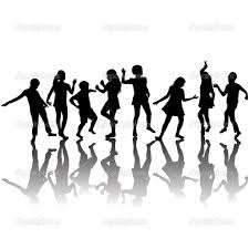Image result for Kids dancing in group