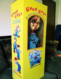 life size chucky doll life size chucky doll tng props replica of bride of chucky flickr