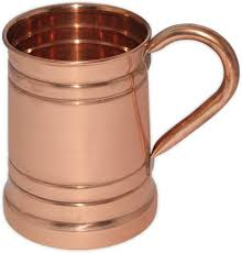 google moscow office pure. Dungricraft Dungri Craft 4.5 Inch Pure Copper Moscow Mule From India Mug Google Office E