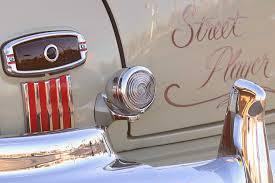 Vintage Reverse Lights 1948 Chevrolet Fleetline Reverse Light Lowrider