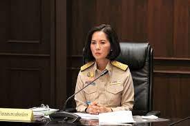 นางสาวตรีนุช เทียนทอง รัฐมนตรีว่าการกระทรวงศึกษาธิการ - สำนักงาน กศน.
