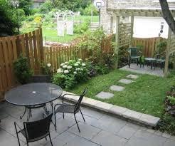 Landscape Designs For Small Backyards Unique Inspiration