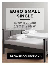 Italian Bed Size Chart Ikea Bed Linen Sizes Standard European Sizes Yorkshire