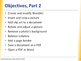 Microsoft Office 2013 Word Tutorial 4 Enhancing Page Layout And