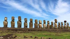 easter island s mysterious moai statues face environmental threat abc news australian broadcasting corporation