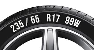 Car Tyre Chart How To Find Out Your Tyre Size Protyre