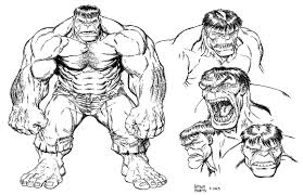 Image Result For Arthur Adams Hulk