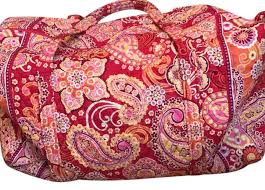 Vera Bradley Pink Patterns