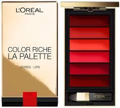 ... color riche la palette lips RED. ADD TO CART
