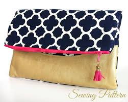 Clutch Purse Pattern