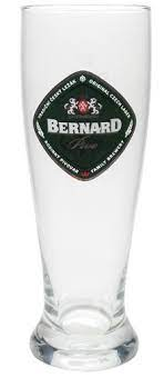 Pivovar - Great Beer Online | Bernard Brewery Half Pint Glass Original 0,3L  (Box of 6)