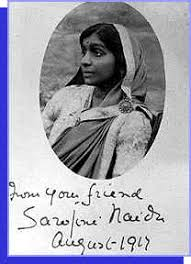 Short biography of sarojini naidu in english