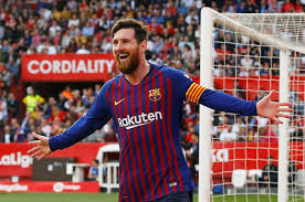 Three Goal Messi Says Barcelona Back To Their Best The