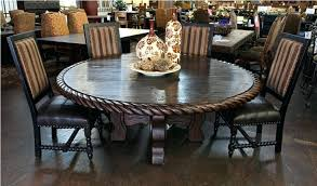 rustic round dining table image of rustic dining room table sets rustic trestle dining table plans rustic round