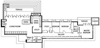 usonian house plans. Perfect Plans Usonian House And Pavilion  The 1953 New York Usonian Exhibition House  S369 1956 Trier  Throughout Plans U