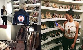 14 celebrity wardrobes and glam rooms that have to be seen to be believed hello