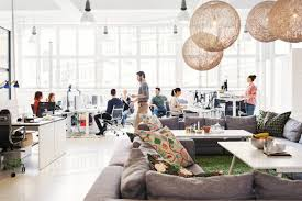 Image Ultra Modern Modern Office Lobby With Business People Working In Background Dissolve Modern Office Lobby With Business People Working In Background
