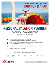 Personal Vacation Planner