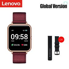 Đồng Hồ Thông Minh Lenovo S2 1.4inch 240x240p Hỗ Trợ Theo Dõi Sức Khỏe giá  cạnh tranh