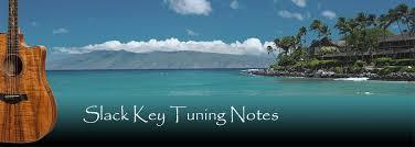 Hawaiian Slack Key Guitar Chord Chart Chord Diagrams
