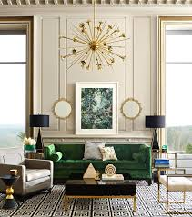 Art Deco Living Room Extraordinary Art Deco The Comeback Everything You Need To Turn Your House Into