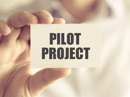 Image result for pilot project