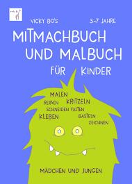Malbuch Für Kinder Von Vicky Zvab