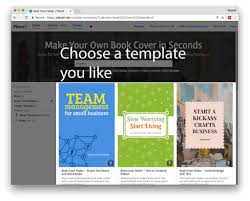 no need to worry now you can use an ebook cover software to create a cover for your book in just seconds