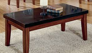 wooden brown legs marble high faux benches table dining centerpiece furnitu glass sets set and room