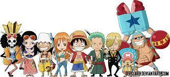 Cute One Piece Chibi Birthday (Page 1) - Line.17QQ.com