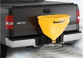 Hitch Mounted Salt Spreader / Sand Spreader | pick up truck ideas ...